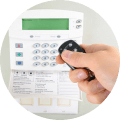 brisbane security alarm remote